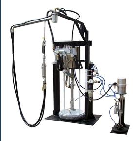 灌胶机压力桶的运用方法!