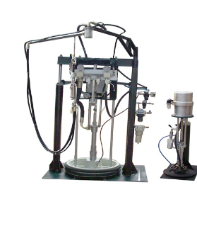 打胶机如何防止胶水沉淀?